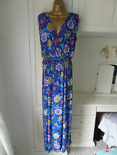 GOOGEOUS MAXI DRESS BY DESIGNER MATHEW WILLIAMSON IN VG CON SIZE 16  BUST 42""