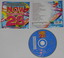Britney Spears, Taylor Swift, Fall Out Boy - Now 28 - With Promo Stamped Label