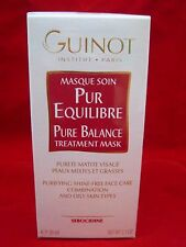 GUINOT Pure Balance Treatment Mask - 50 mL - NEW in box - purify & nourish - $43