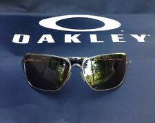 Oakley Inmate Chrome With Vr28 Black Iridium