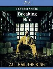 Breaking Bad ~ 5th Fifth Season 5 Five ~ NEW 2-DISC BLU-RAY & DIGITAL COPY SET