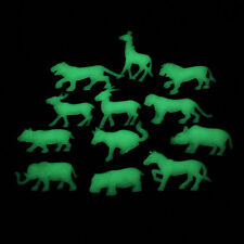 Animal Glow In The Dark Luminous Fluorescent Home Wall Stickers Decal Pop
