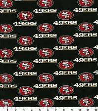 "NFL SAN FRANCISCO 49ERS FOOTBALL CURTAIN VALANCE  56""WIDE X 13""LONG"