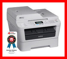 BROTHER MFC-7360N Printer w/ NEW Toner & NEW Drum - Totally CLEAN! - NEW !!!