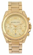 Reloj Cronógrafo Michael Kors MK5166 Blair de Oro - 2 años de garantía del fabricante