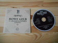 CD Indie Howe Gelb / Band Of Gypsies - Alegrias (13 Song) Promo FIRE REC