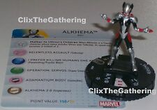 ALKHEMA #040 Age of Ultron Marvel HeroClix Rare