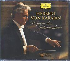 Herbert von Karajan -  Reader's Digest   5 CD BOX  ( ohne Booklet )