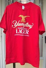 Yuengling Lager Beer Support Your Local Fire Dept Tee Shirt BRAND NEW XL PA