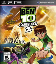 Ben 10 Omniverse 2 PS3 New PlayStation 3, Playstation 3