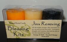 JINX REMOVING Candles Coventry Creations BLESSING KIT Magick Wicca Pagan votives