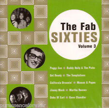 V/A - The Fab Sixties Volume 3 (UK 16 Tk CD Album) (Sld)