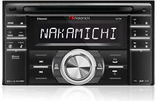 Nakamichi NA788 CD/MP3/WMA Player Built-in Bluetooth Front USB AUX SD Slot New