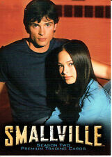 SMALLVILLE SEASON TWO PROMOTIONAL CARD SM2-UK