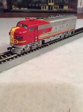 New Athearn Genesis F7A Santa Fe ATSF 47C HO Unpowered Warbonnet 99042A Walthers