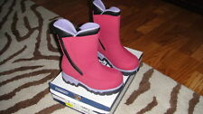 NEW NIB LANDS' END GIRLS PINK SZ 10 WINTER BOOTS