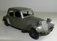 French dinky 24N citroen 11BL traction avant 100% originale très rare de type 1ST