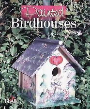 Painted Birdhouses by Plaid Enterprises Staff (1998, Hardcover) How To DIY