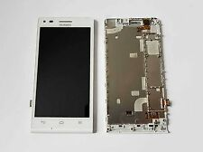 Replacement HUAWEI ASCEND G6 3G G6-U10 G6-U00 LCD DISPLAY Digitizer in White