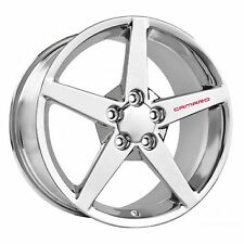 CHEVROLET CAMARO Wheel Decals Set of 4 Racing Red