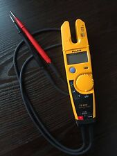 NEW Fluke T5-600 Clamp Continuity Current Electrical Tester