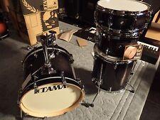 Tama Superstar Classic CL48S 4 Piece Drum Kit in Transparent Black Burst CS572