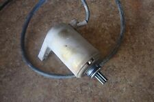 1997 Yamaha YFM350 YFM 350 Warrior ATV Engine Electric Starter Motor H10