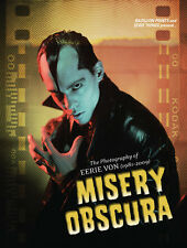 MISERY OBSCURA: Photography of Eerie Von *Misfits/Samhain/Danzig/Horror Book NEW
