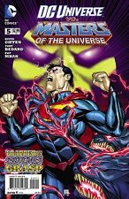 DC Universe Vs The Masters Of the Universe #5 (NM) `14 Giffen/ Bedard/ Soy