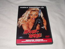 Barb Wire (1996) DVD Pamela Anderson Lee Pam Widescreen Sexy Unrated