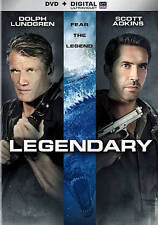 Legendary: Tomb of the Dragon (DVD, 2014)