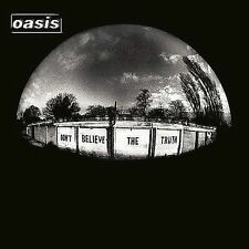FREE US SH (int'l sh=$0-$3) NEW CD Oasis: Don't Believe the Truth