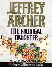 The Prodigal Daughter by Jeffrey Archer (Audio cassette, 1994)