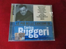 LE PIU' BELLE CANZONI DI ENRICO RUGGERI  CD  NUOVO