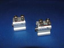 SMC Compact Mini Cylinder CQ2B12-10DC LOT OF 2