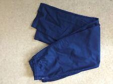 Un nuovo Chef Pantaloni blu, elastico in vita con Disegnare Stringa, grandi 38-40