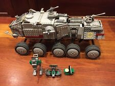 LEGO Star Wars 8098 Clone Turbo Tank 97% Complete Set No Figures