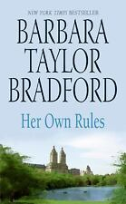 Her Own Rules by Barbara Taylor Bradford (2007, Paperback) S3599