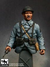 Blackdog Models 1/10 FRENCH SERGEANT AT VERDUN 1916 Resin Figure Bust