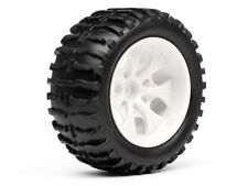 Maverick Strada MT White Wheels and Tyres MV22142