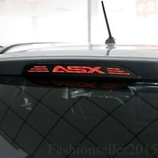 Carbon Fiber Hellow Decal Car Stickers for Mitsubishi ASX Tail Brake Light Decor