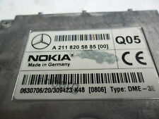 MERCEDES-W211-STGT-DC UHI MOST-BLUETOOTH/211 820 58 85/2118205885