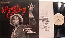 Whoopi Goldberg - Original Broadway Show Recording (Geffen) (sealed) ('85) (PS)