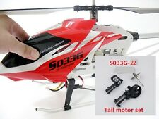 NEW TAIL MOTOR HOUSING SET FOR SYMA S033  S033G RC HELICOPTER