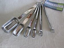 Endurance 18/8 Stainless Steel Spice Measuring Spoon Set For Spices Nice Quality