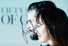 Jamie DORNAN SIGNED Autograph Christian GREY 50 Shades of Grey Photo 3 AFTAL COA