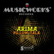 Pillow Talk - Arima (2013, CD NEU) CD-R