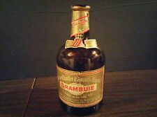 Prince Charles Edward's Liqueur Drambuie 23/32 Quart Glass Man Cave Bottle