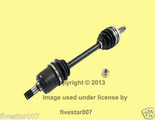 nEw Front RIGHT Passenger CV Axle Shaft Driveshaft for Honda Civic Automatic