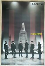 BAP B.A.P Matrix Poster 4th Mini Album Unfolded w/ Tube Case